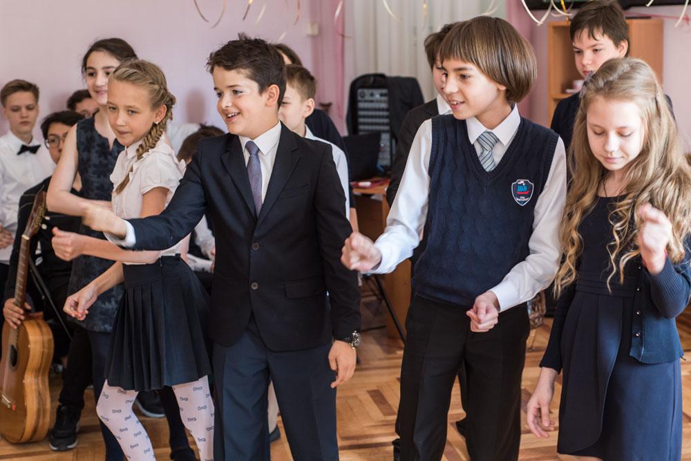 новости частной школы Виктория в мае